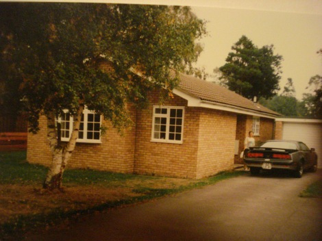 Mein Cottage, 12 Whin Close in Strensall (North Yorkshire). Eigenes Foto.
