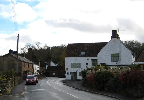 The Wyndham Arms in Clearwell (Gloucestershire).   © Copyright Pauline E and   licensed for reuse under this Creative Commons Licence.