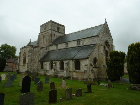 St Peter and St Paul in Heytesbury (Wiltshire).    © Copyright Basher Eyre and   licensed for reuse under this Creative Commons Licence.