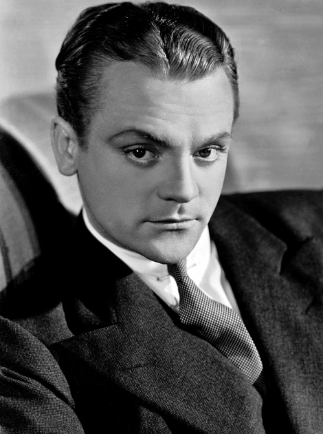 James Cagney, dem das Londoner Restaurant gewidmet ist. This work is in the public domain.