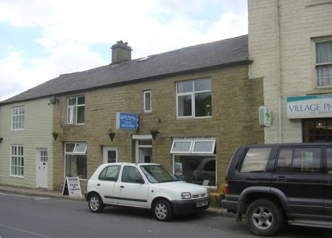The Bizzy Plaice in Edenfield.    © Copyright robert wade and   licensed for reuse under this Creative Commons Licence.