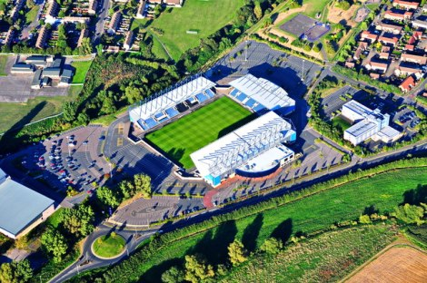 Das Kassam Stadium in Oxford.    © Copyright Dave Price and   licensed for reuse under this Creative Commons Licence.