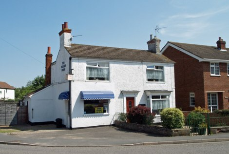 The Village Friar in Tetney.   © Copyright David Wright and   licensed for reuse under this Creative Commons Licence.