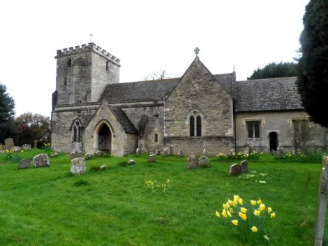 St Giles in Horspath.    © Copyright Bikeboy and   licensed for reuse under this Creative Commons Licence.