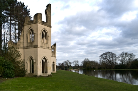 Painshill Park in Surrey.    © Copyright Ian Capper and   licensed for reuse under this Creative Commons Licence.