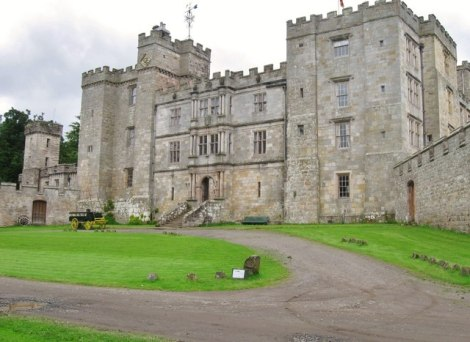 Chillingham Castle in Northumberland.   © Copyright Derek Voller and   licensed for reuse under this Creative Commons Licence.