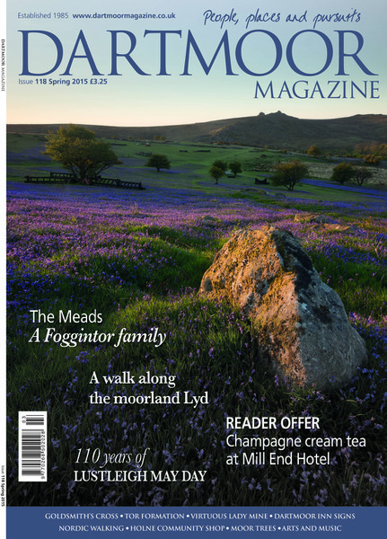 With friendly permission of Dartmoor Magazine.