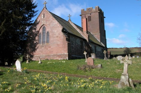 St David's in Little Dewchurch (Herefordshire).    © Copyright Philip Halling and   licensed for reuse under this Creative Commons Licence.
