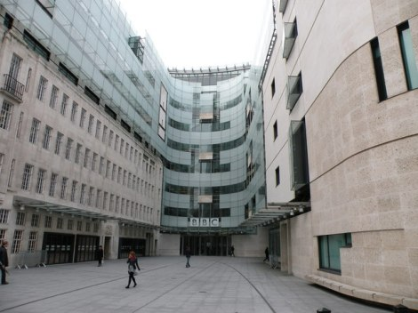 Das neue BBC Broadcasting House.    © Copyright Keith Edkins and   licensed for reuse under this Creative Commons Licence.
