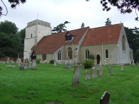 St Martin's in Nacton (Suffolk).    © Copyright Keith Evans and   licensed for reuse under this Creative Commons Licence.