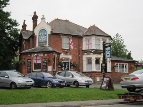 The Nash Arms in Chesham.    © Copyright Ian S and   licensed for reuse under this Creative Commons Licence.