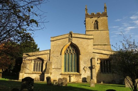 St Edward's in Stow-on-the-Wold (Gloucestershire).    © Copyright Steve Daniels and   licensed for reuse under this Creative Commons Licence.