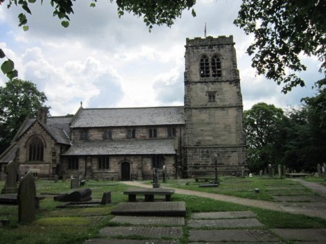 St Wilfred in Mobberley (Cheshire).    © Copyright Ian S and   licensed for reuse under this Creative Commons Licence.
