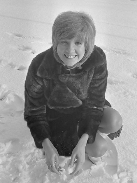 Cilla Black im Jahr 1970. Foto: Dutch National Archives. his file is licensed under the Creative Commons Attribution-Share Alike 3.0 Unported license.