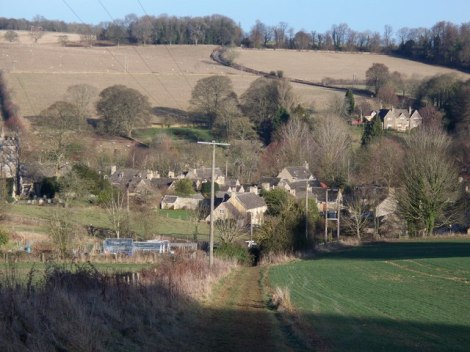 Upper Slaughter: Ein Thankful Village.   © Copyright Michael Dibb and licensed for reuse under this Creative Commons Licence.
