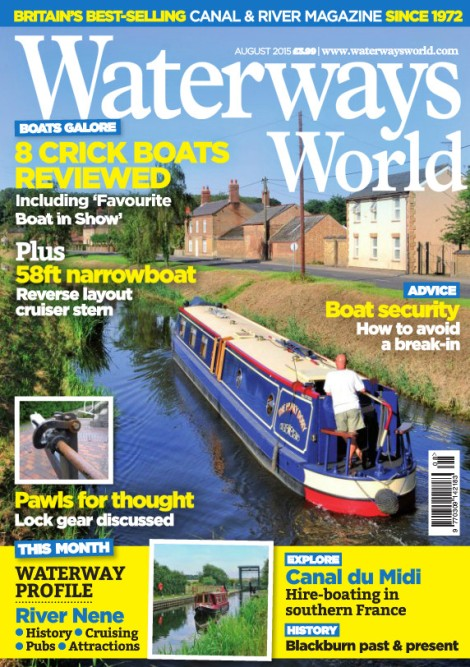 With friendly permission of Waterways World.