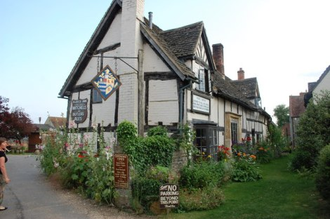 Country Pub of the Year 2016: The Fleece in Bretforton (Worcestershire).   © Copyright Trevor Harris and licensed for reuse under this Creative Commons Licence.