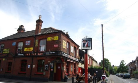 Beer Pub of the Year 2016: The Fat Cat in Norwich (Norfolk).   © Copyright N Chadwick and licensed for reuse under this Creative Commons Licence.