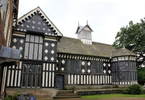 The Great Hall von Rufford Old Hall.   © Copyright Jeff Buck and licensed for reuse under this Creative Commons Licence.