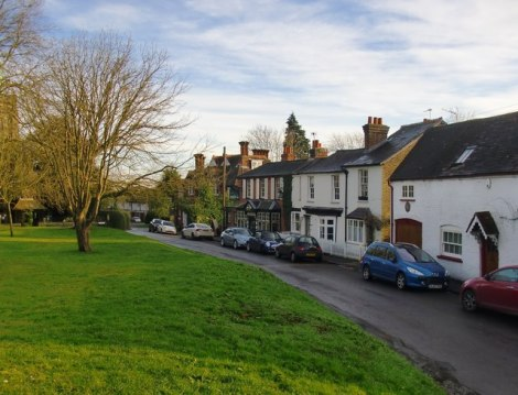 Taplow Village Green.   © Copyright Stefan Czapski and licensed for reuse under this Creative Commons Licence.