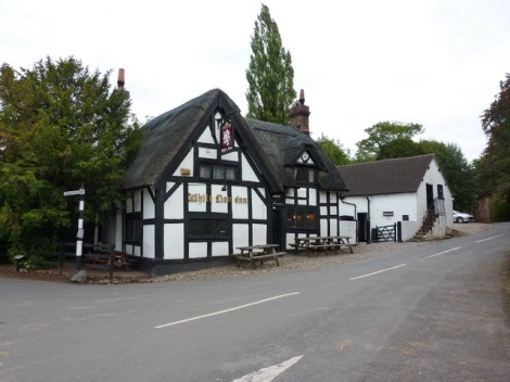 Unspoilt Pub of the Year 2016: The White Lion in Barthomley (Cheshire).   © Copyright Alexander P Kapp and licensed for reuse under this Creative Commons Licence.