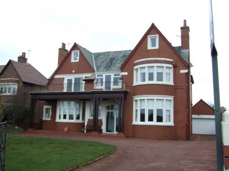 george Formbys Haus in Lytham St Annes.   © Copyright JThomas and licensed for reuse under this Creative Commons Licence.