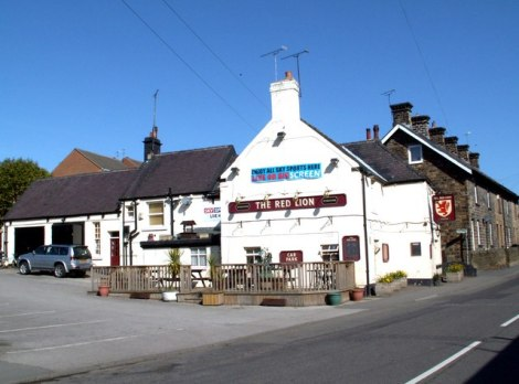 The Red Lion in Silkstone, in dem die gerichtliche Untersuchung stattfand.   © Copyright John Fielding and licensed for reuse under this Creative Commons Licence.