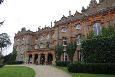 Hughenden Manor.   © Copyright Bill Nicholls and licensed for reuse under this Creative Commons Licence.