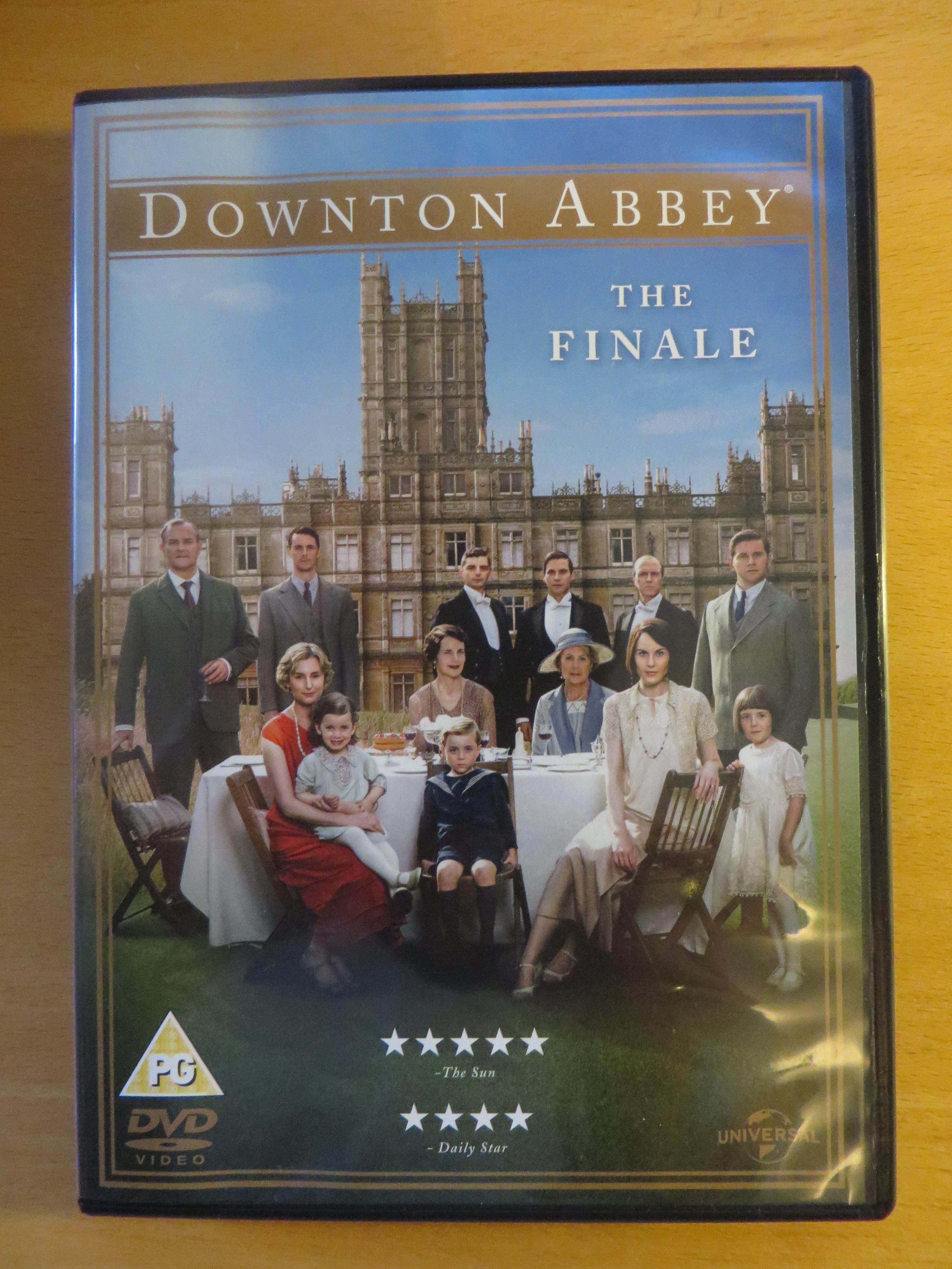 Downton Abbey (TV-Serie) | Ingos England-Blog