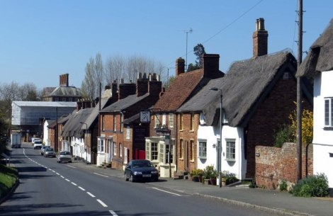 Winslow in Buckinghamshire.   © Copyright Steve Daniels and licensed for reuse under this Creative Commons Licence.