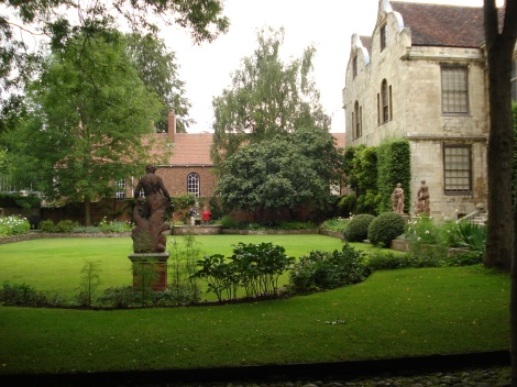 Das Treasurer's House in York. Eigenes Foto.