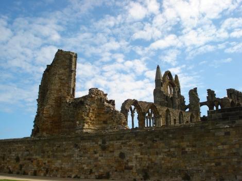 Whitby Abbey. Eigenes Foto.