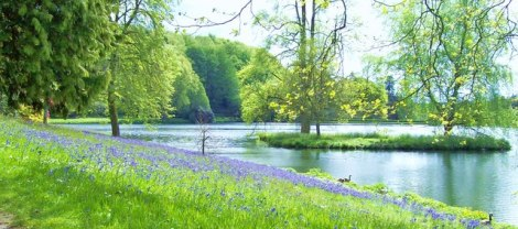 Im Park von Stourhead (Wiltshire).   © Copyright Len Williams and licensed for reuse under this Creative Commons Licence.