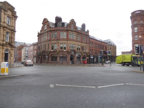 The Adelphi in Leeds.   © Copyright Eirian Evans and licensed for reuse under this Creative Commons Licence.