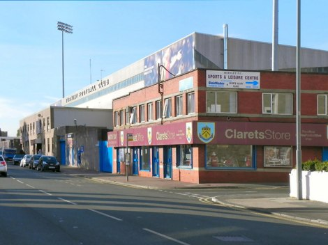 FC Burnleys Turf Moor.   © Copyright David Dixon and licensed for reuse under this Creative Commons Licence.