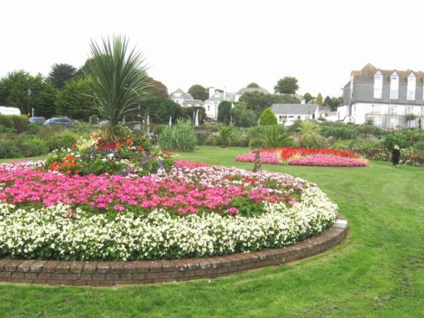 Queen Mary Gardens in Falmouth.   © Copyright Derek Voller and licensed for reuse under this Creative Commons Licence.