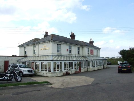 Restaurant des Jahres 2016: The Sportsman in Seasalter (Kent).   © Copyright Chris Whippet and licensed for reuse under this Creative Commons Licence.