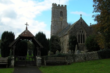 St Thomas of Canterbury in Lapford (Devon).   © Copyright Philip Halling and licensed for reuse under this Creative Commons Licence.
