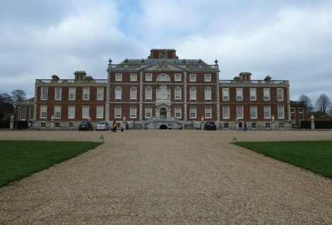 Wimpole Hall in Cambridgeshire.   © Copyright Rob Farrow and licensed for reuse under this Creative Commons Licence.