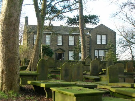 Brontë Parsonage Museum.   © Copyright John Darch and licensed for reuse under this Creative Commons Licence.