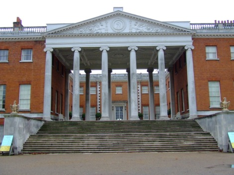 Osterley Park House im Westen Londons.   © Copyright Thomas Nugent and licensed for reuse under this Creative Commons Licence.