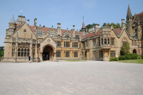 Tyntesfield House in Somerset.   © Copyright Philip Halling and licensed for reuse under this Creative Commons Licence.
