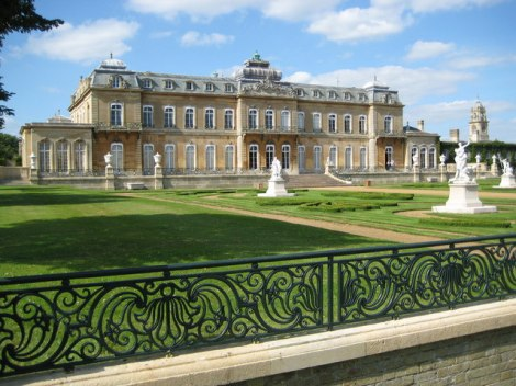 Wrest Park in Bedfordshire.   © Copyright Nigel Cox and licensed for reuse under this Creative Commons Licence.