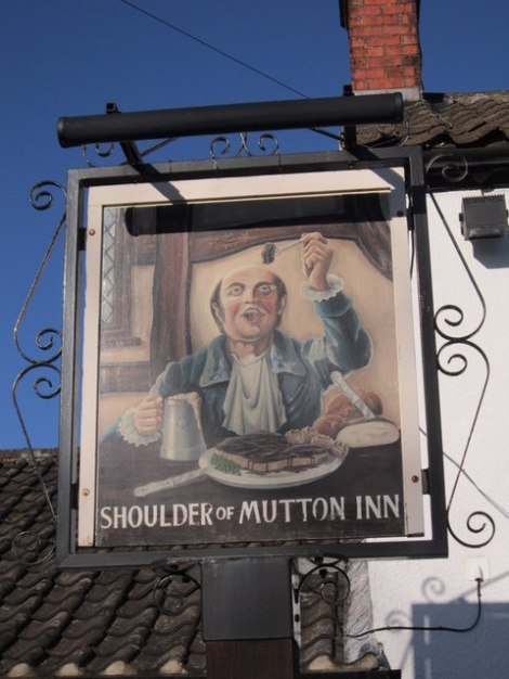 The Shoulder of Mutton in Appleton Roebuck (North Yorkshire).   © Copyright Ian S and licensed for reuse under this Creative Commons Licence.