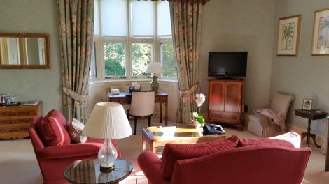 Die Windsor-Suite. Eigenes Foto.