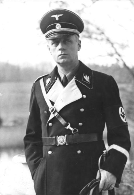 Joachim von Ribbentrop. Attribution: Bundesarchiv, Bild 102-18083. This file is licensed under the Creative Commons Attribution-Share Alike 3.0 Germany license.