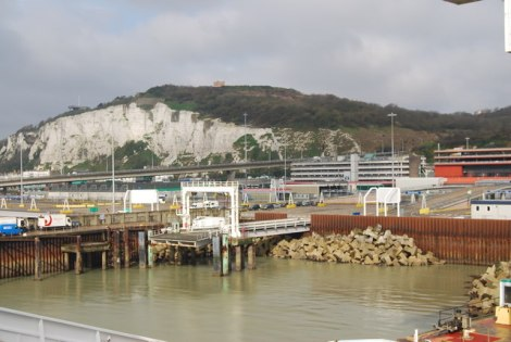 Die Dover Eastern Docks.   © Copyright N Chadwick and licensed for reuse under this Creative Commons Licence.