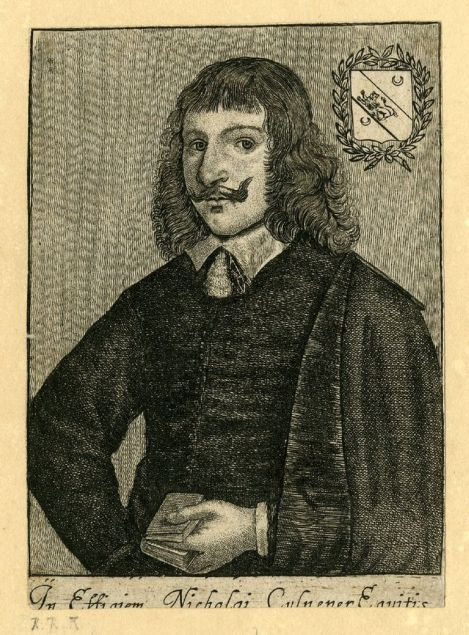 Nicholas Culpeper. This work is in the public domain.