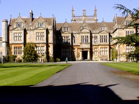 Corsham Court.   © Copyright Hugh McKechnie and licensed for reuse under this Creative Commons Licence.