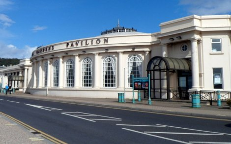 Winter Gardens Pavilion in Weston-super-Mare.   © Copyright Jaggery and licensed for reuse under this Creative Commons Licence.